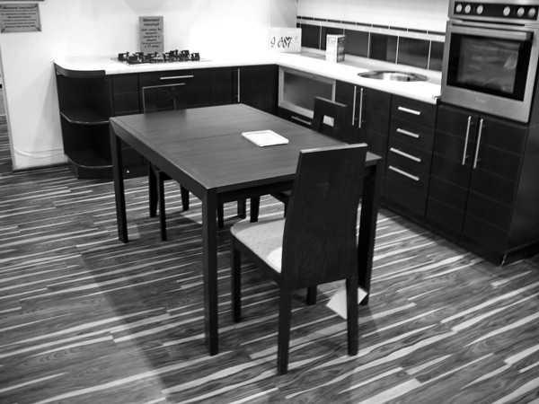 ламинат на кухню